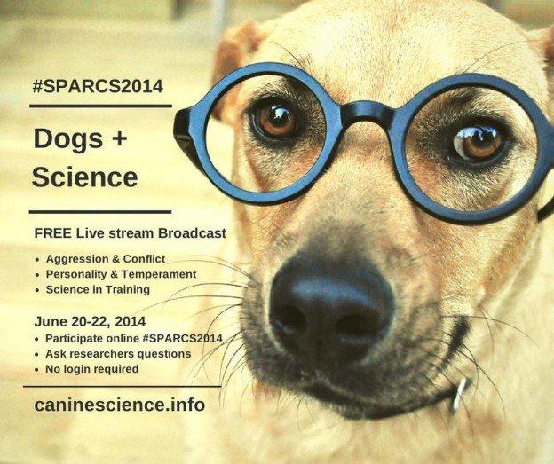 conférence SPARCS sur la science canine